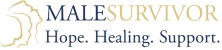 male survivor hope healing support - 222x50