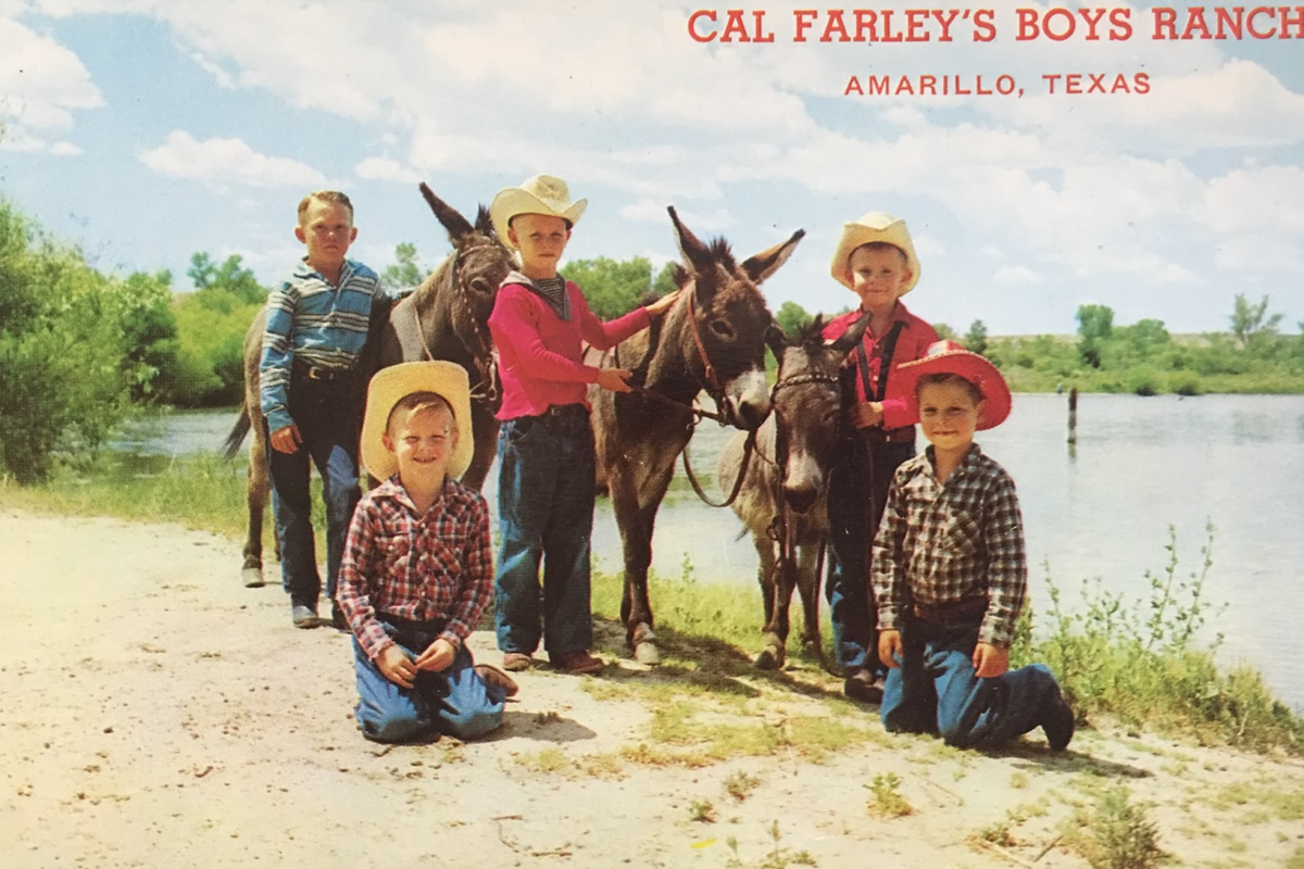 Help Cal Farley's Boys Ranch Survivors find community and healing by funding this special event