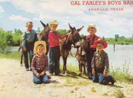 Thank you for helping Cal Farley's Boys Ranch Survivors find community and healing by funding this special event!
