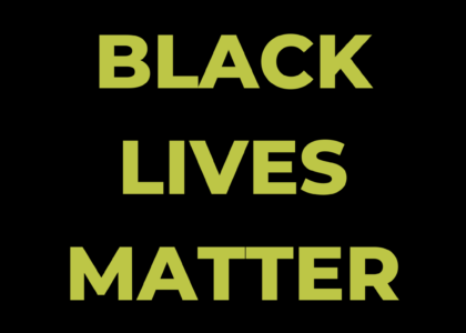 CFFP Stands With #BlackLivesMatter